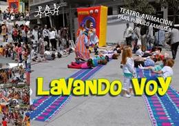 Foto LAVANDO VOY de