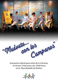 Foto MUÉVETE CON LOS CAMPANOS de