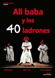 Foto ALÍ BABÁ Y LOS 40 LADRONES de